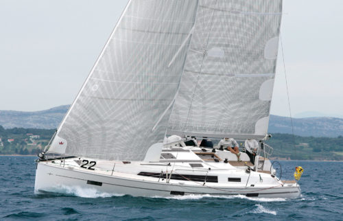 Die neue Bavaria 41s in action