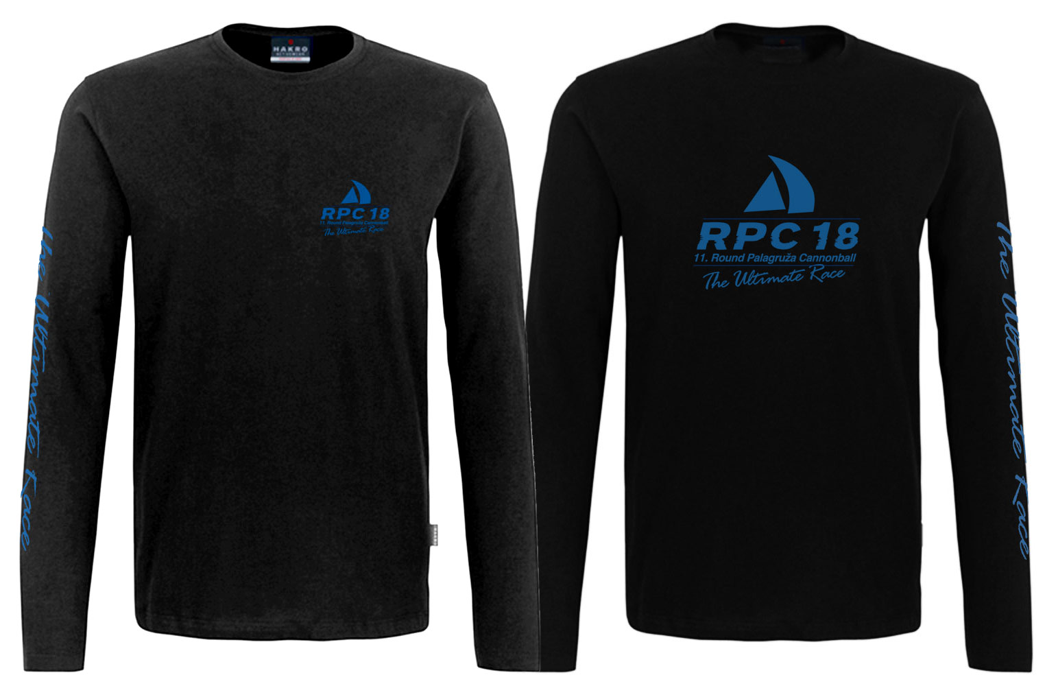 T-Shirts RPC 2018 – Workline - Andreas Malak GmbH