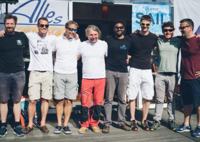 Wolfgang Kraft (ÖSV) - Alexander Aigner (ÖSV) Peter Wöhrer, Peter Wagner (ÖSV), Tharuka Pathirana, Ivan Taborsky, Robert Kleinheinz, Laurin Paulszinsky