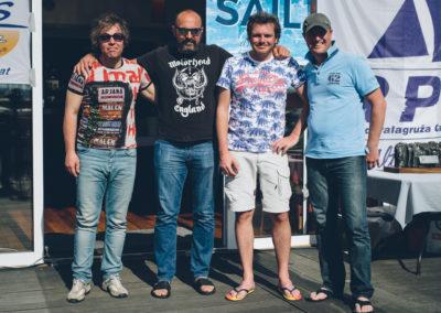 Christian Janach (NCA) - Rene Franz Andreas Perchinig (YCV), Markus Schwai, Gerhard Mauch (YCV)