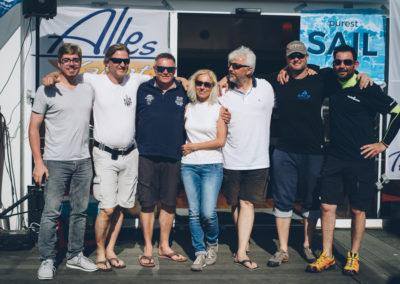 Martin Röttinger (S4o) - Anton Skalnik (S4o) / sail4one 4 Sonja Nawrata (S4o), Viktor Nawrata (S4o), Karl Weitzbauer (S4o), Christoph Bugram (S4o), Nicklaus Werner Mast (S4o)