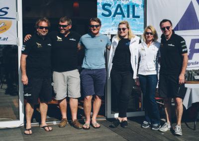 Christian Pfann (S4o) - Berndt Schweiger (S4o) / sail4one-racing I Martina Pfann (S4o), Roland Schweiger (S4o), Sigrid Schweiger (S4o)